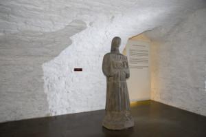 Haus zum Stockfisch - Stadtmuseum Erfurt, Vorraum zur Gewölbetonne 1